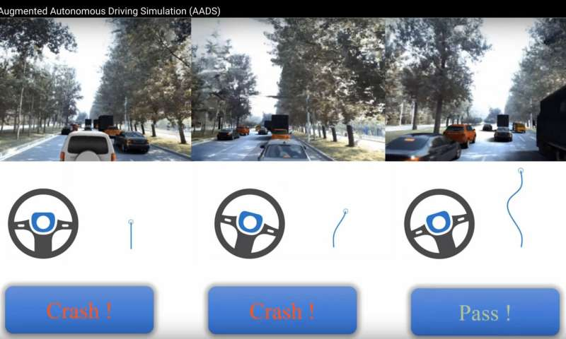 New, more realistic simulator will improve self-driving vehicle safety before road testing