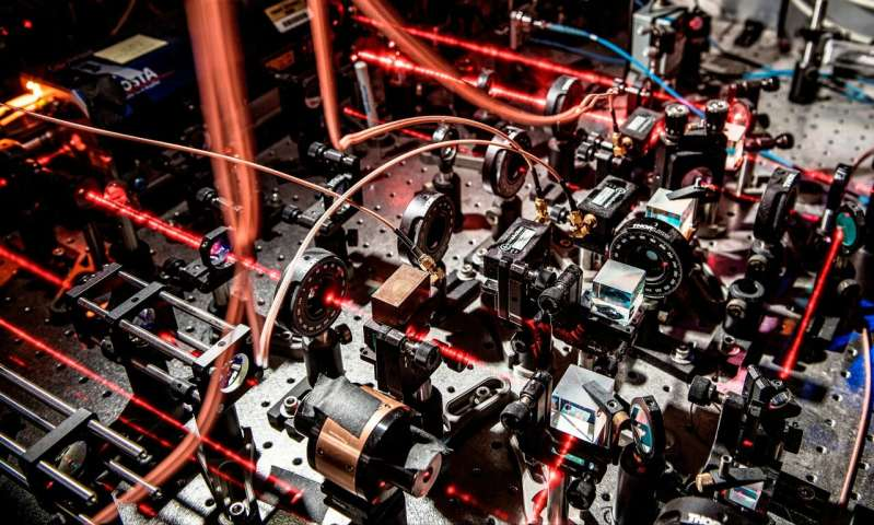 New quantum system could help design better spintronics