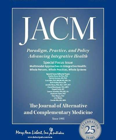 New research explores value-based medicine, integrative health, and whole systems research
