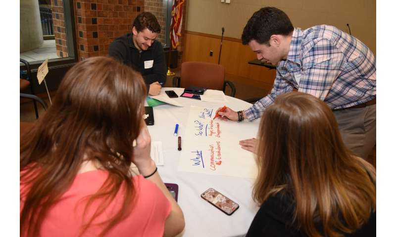 New study and pilot curriculum trains students to provide complex care