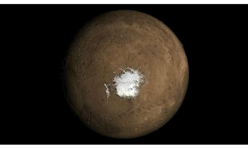 New study suggests possibility of recent underground volcanism on Mars