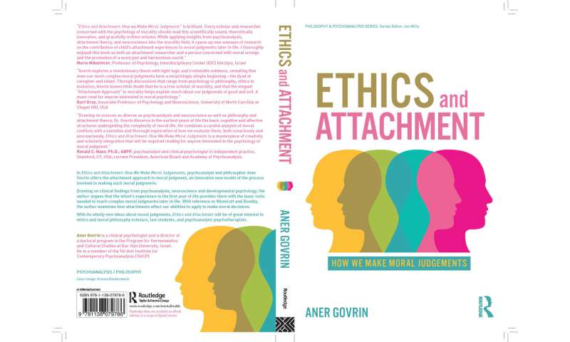 New theory of ethics may transform moral psychology