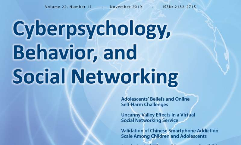 New tool to assess digital addiction in children