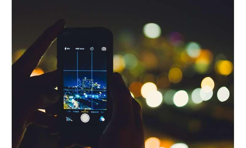 night screen