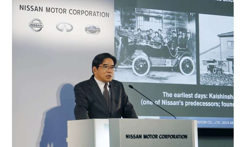 Nissan invests in production to prepare for electric age