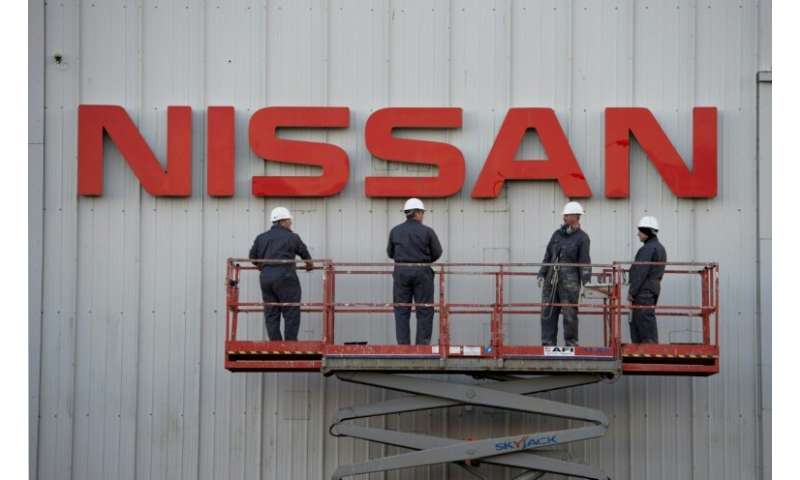 Nissan's Sunderland plant employs almost 6,000 people in a region that has suffered decades of economic decline