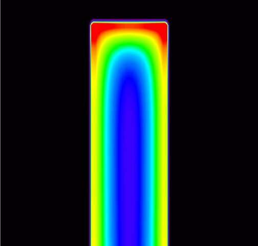 NIST researchers boost intensity of nanowire LEDs
