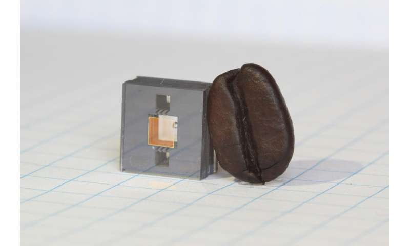 NIST team demonstrates heart of next-generation chip-scale atomic clock