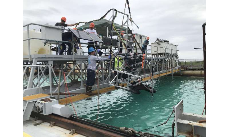 NJIT conducts the largest-ever simulation of the Deepwater Horizon spill