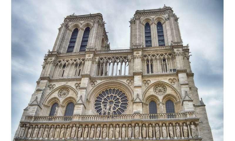 Digital Cathedrals Bringing Notre Dame De Paris Back To Life