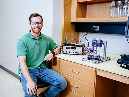 Novel bioprinter shows potential to speed tissue engineering