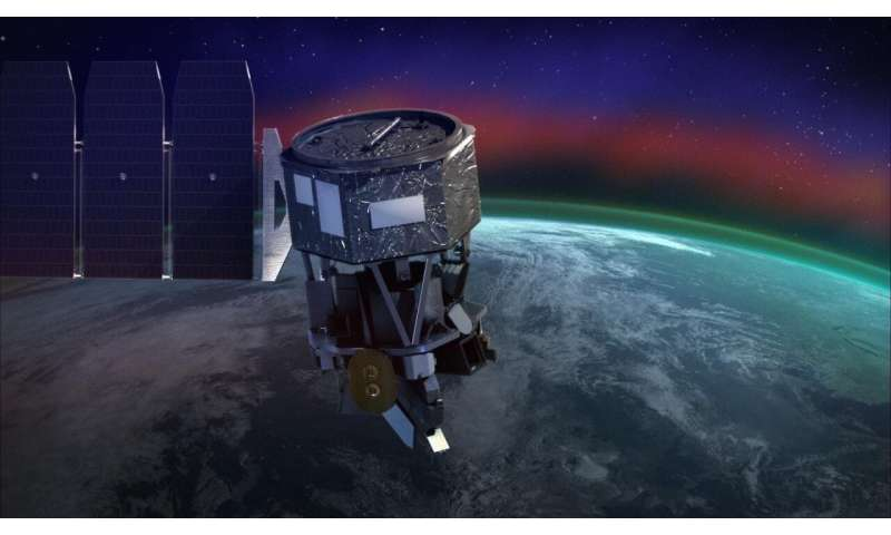 NRL launches space weather instrument on NASA satellite