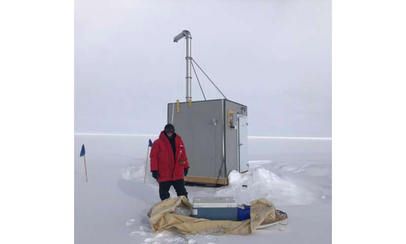 NRL researcher ventures to the Arctic in search of cosmic dust