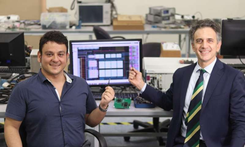 NUS innovation paves the way for sensor interfaces that are 30 times smaller