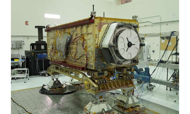 OCO-3 ready to extend NASA's study of carbon
