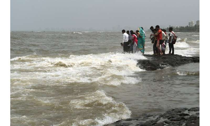 Offshore reefs and beach restoration plans are being considered to help Mumbai