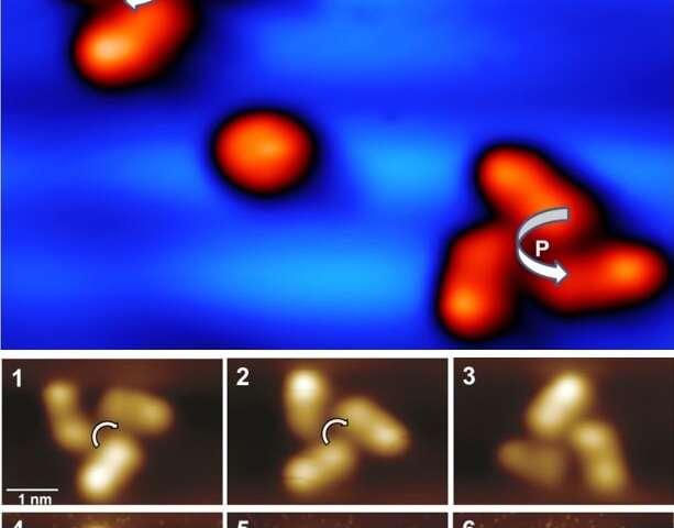 OHIO professor Hla develops robust molecular propeller for unidirectional rotations
