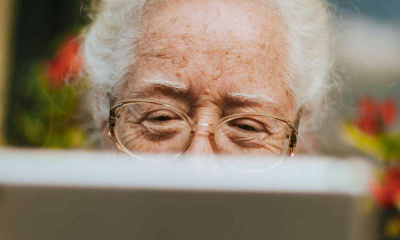 Older people are more digitally savvy, but aged care providers need to keep up