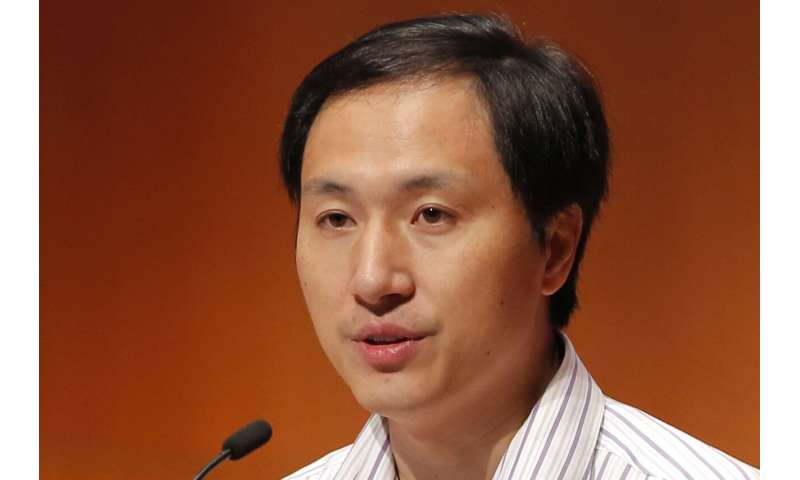 One year later, mystery surrounds China's gene-edited babies