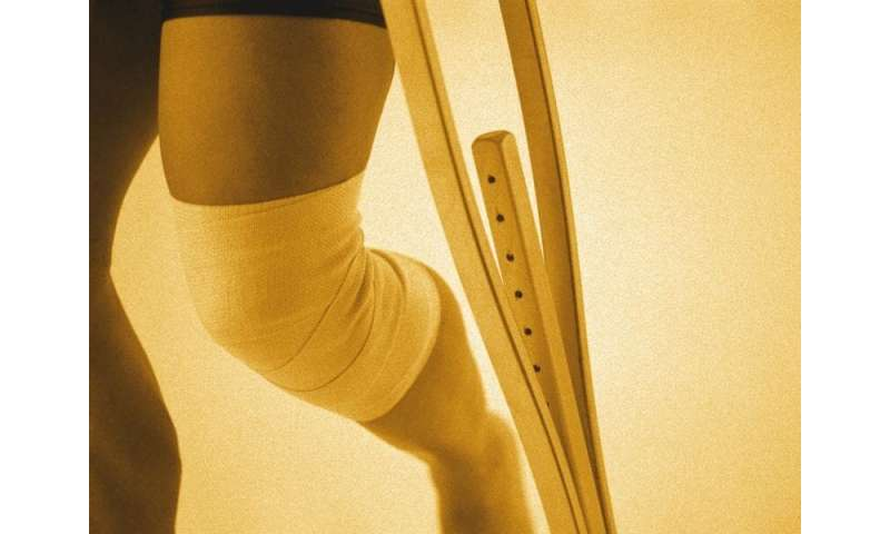 Outcomes improved after ACL repair with three tendon graft types
