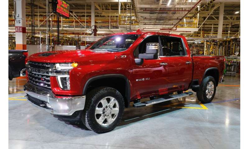 Overall sales fell at General Motors for the first half of 2019, due in part to limited availability of some recently-launched m