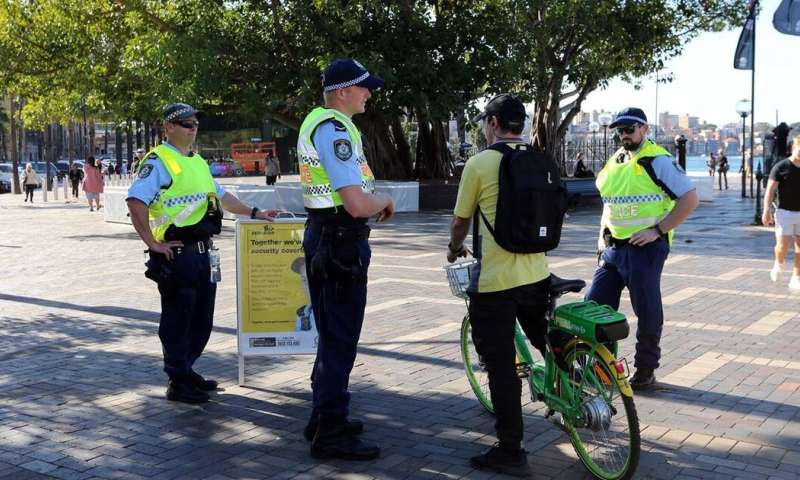 Over-the-top policing of bike helmet laws targets vulnerable riders