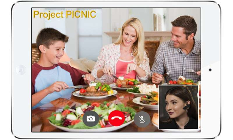 Parents learn skills to encourage healthier diet in children, without leaving the dinner table
