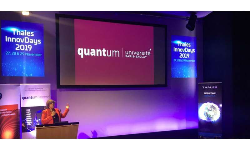 Paris-Saclay University creates QUANTUM,  the centre for quantum science and technology