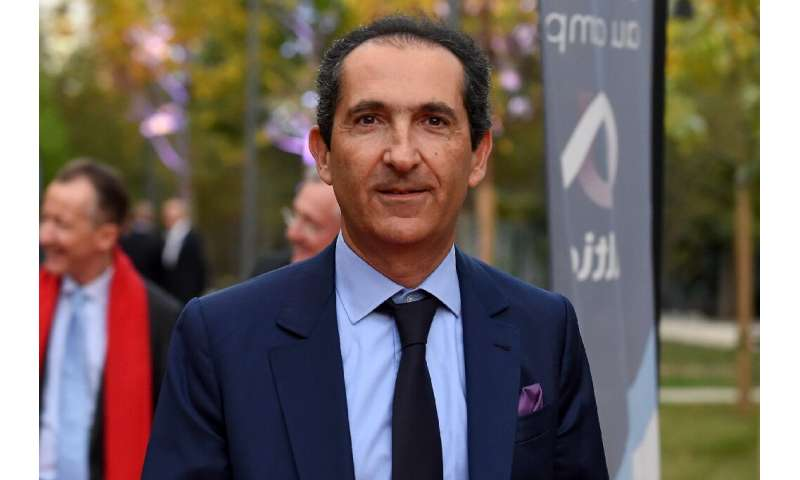 Patrick Drahi controls the cable broadband firm Altice USA, which is acquiring the streaming news operator Cheddar for $200 mill