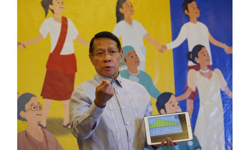 Philippines declares dengue outbreak a national epidemic
