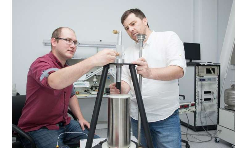 Physicists from IKBFU create metallic alloy for magnetic refrigerator