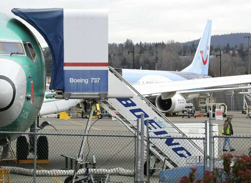Pilots have reported issues in US with new Boeing jet