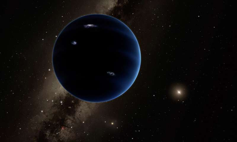 Planet Nine could be a primordial black hole, new research suggests