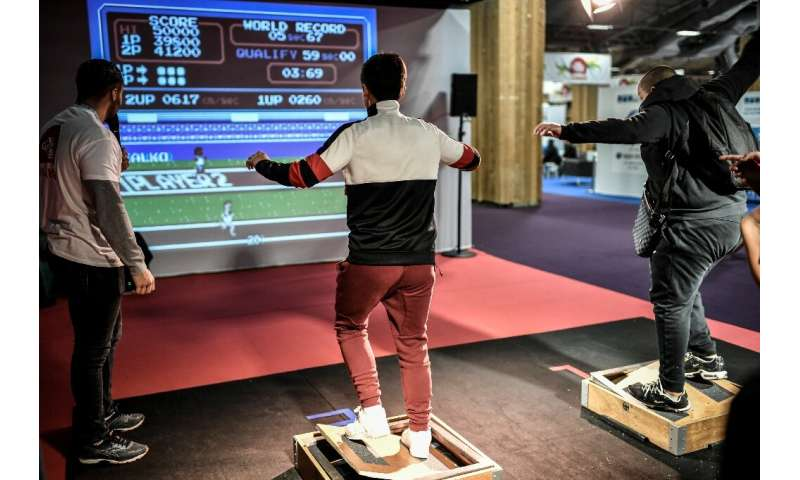 Players getting off the couch is one theme of this year's Paris Games Week