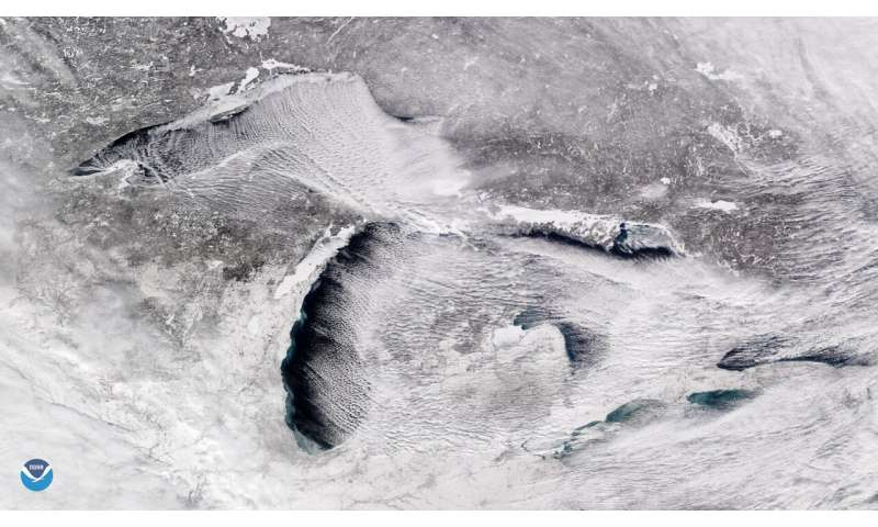 Polar vortex: The science behind the cold