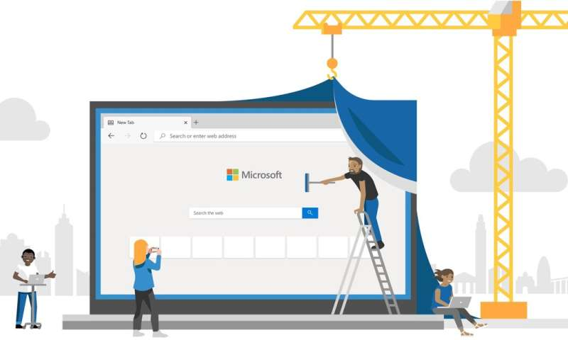 Polished Chromium-based Edge browser lands in beta