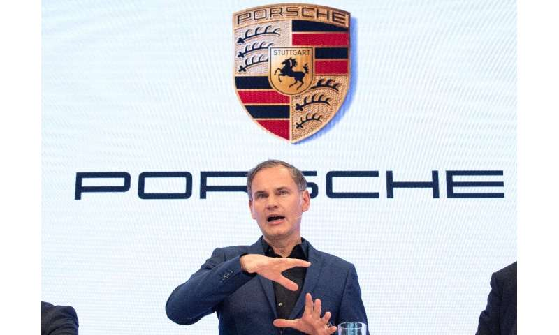 Porsche CEO Oliver Blume is among three top executives at the sports car maker under investigation, according to a German media