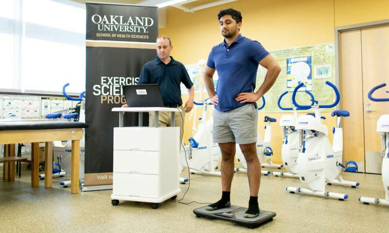 Professor's study helps athletic trainers improve concussion management
