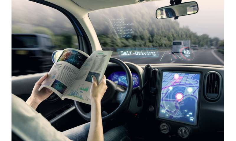 Proper messaging is vital for autonomous vehicles as the technology emerges
