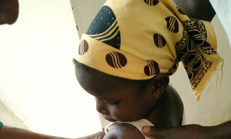 Protection by the malaria vaccine: not only a matter of quantity but also of quality