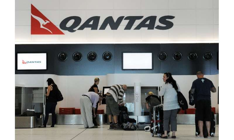 Qantas announced one of its Boeing 737NG planes was grounded after a crack was detected, and 32 others were being urgently inspe