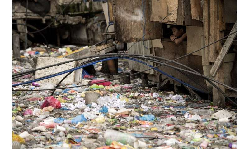 """""""Some countries will unfortunately become the world's new rubbish heaps, an EY specialist says"""