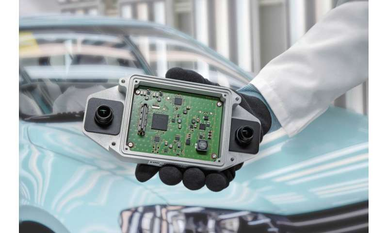 Radar sensor module to bring added safety to autonomous driving