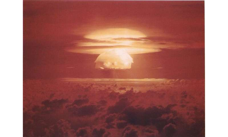 Radiation from atomic testing in Marshall Islands still too high for human habitation