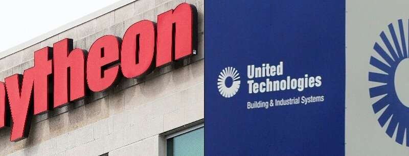 Raytheon and United Technologies announce merger (Update)