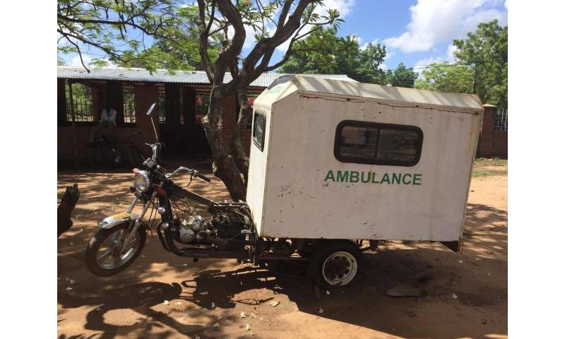 Real-time WhatsApp advice aids surgery in rural Malawi