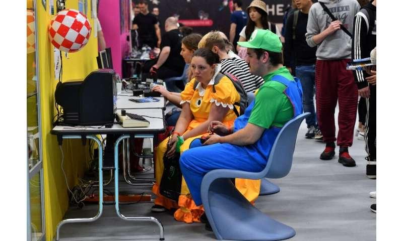 Remember Mario?