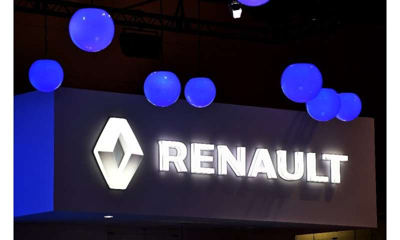 Renault is due to have a board meeting early Monday in Paris