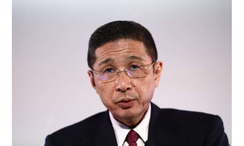 Reports in Japan say Nissan CEO Hiroto Saikawa will step down over issues with his pay