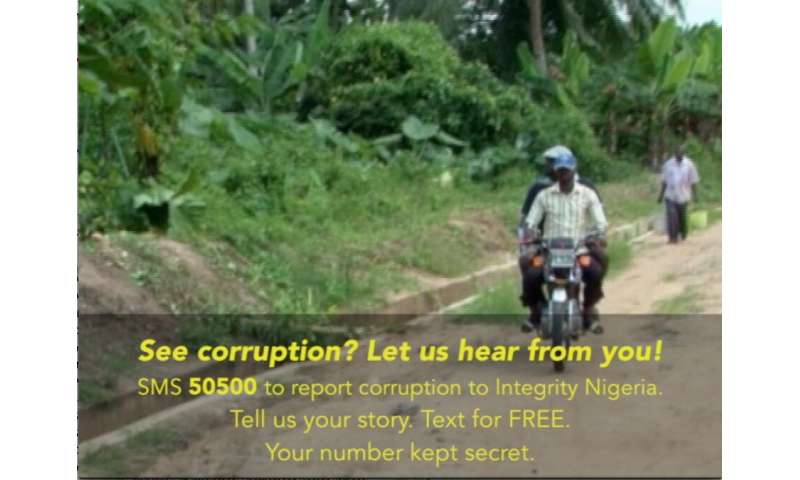 Reports of corruption increase in Nigeria after film and